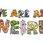 We are all Weird by joshbillings