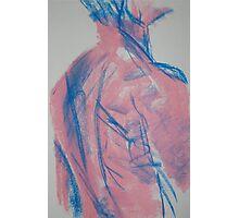 Hot Pink Marine No1 Photographic Print