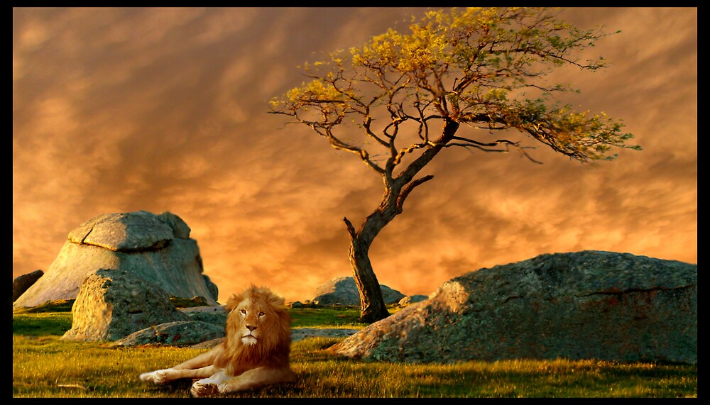 The King by Cliff Vestergaard