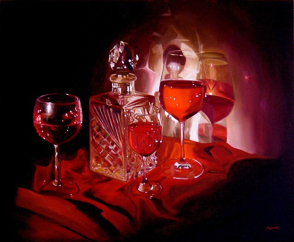 Glassy Work by Martin Clarke