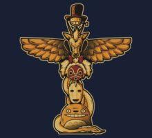 Spirit Totem Kids Clothes