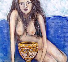 Ace of Cups by Julie Stewart