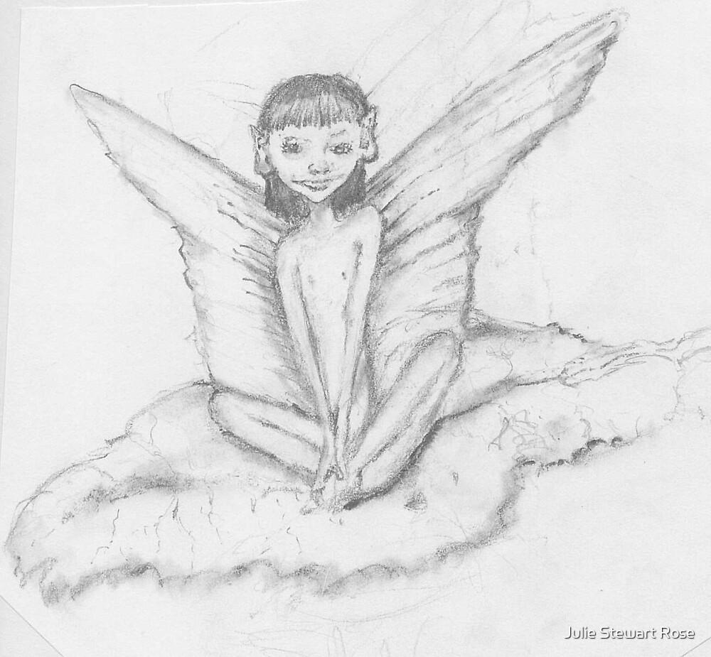 Fairy Illustration by Julie Stewart
