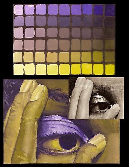 colour theory by Paula Stirland