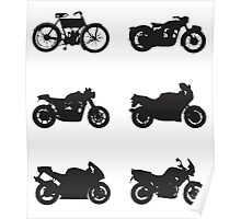 History of Triumph Poster