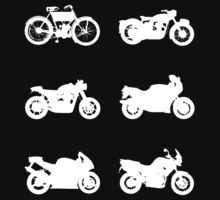 History of Triumph by rideybikes