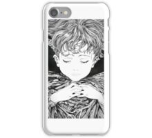 Sleeping Girl iPhone Case/Skin