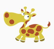 Little Giraffe by Calvin Innes