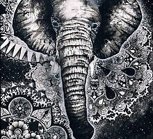 The Elephant by andromeda-sun