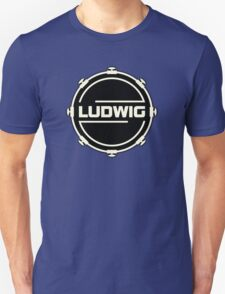 Cool Ludwig Drums  Unisex T-Shirt