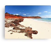 Cape Peron - Shark Bay Western Australia  Canvas Print