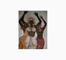 African Dance Trio Unisex T-Shirt