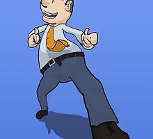 Jimmy Business  by vigorousjammer