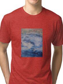 Blue Fury Tri-blend T-Shirt