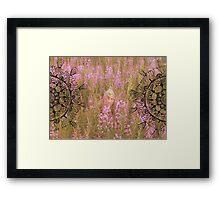 Sea song Framed Print