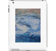 Blue Fury iPad Case/Skin