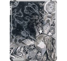 The Girl With Starlight In Her Soul  iPad Case/Skin