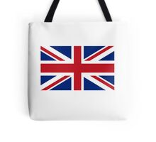 Flag of the United Kingdom, Union Jack, British flag, Pure & Simple Tote Bag