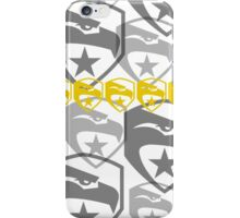The Iconic G.I.Joe (white) iPhone Case/Skin