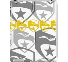 The Iconic G.I.Joe (white) iPad Case/Skin
