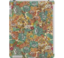 arrow flowers fall iPad Case/Skin