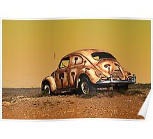 The Beetle Poster