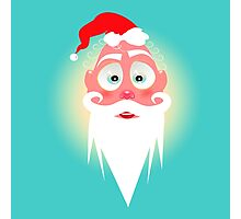 Santa Lolo/ Character & Art Toy design for fun Photographic Print