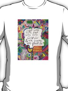 Can't Into Can, Dream Into Plan T-Shirt