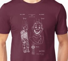 Howdy Doody Style Puppet Patent Unisex T-Shirt