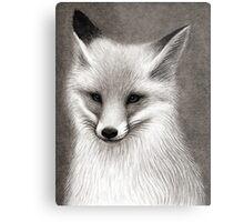 Inari the Fox Metal Print
