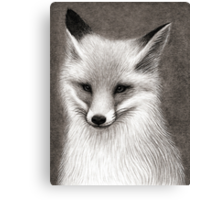 Inari the Fox Canvas Print