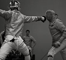 Australian National Fencing Tournament 2007, Perth WA by noonkey