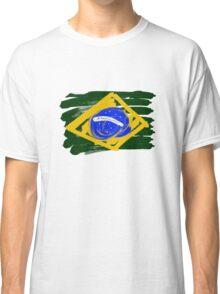 Brazilian Flag Classic T-Shirt