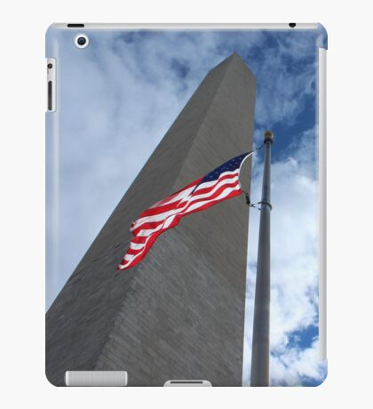 Washington Monument, Washington,D.C. iPad Case/Skin