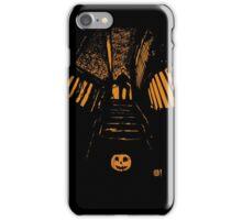 Halloween Stencil iPhone Case/Skin