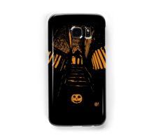 Halloween Stencil Samsung Galaxy Case/Skin