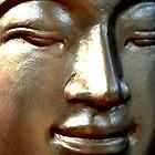 Gold Buddha  by Geoff Judd