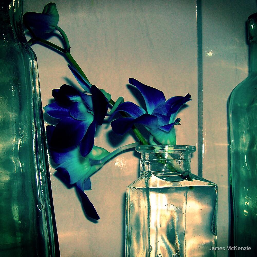 Vintage Blue by James McKenzie
