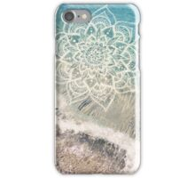 Ocean Mandala iPhone Case/Skin