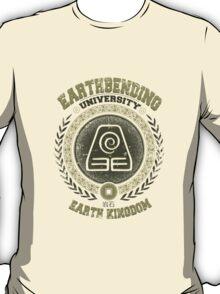 Earthbending university T-Shirt