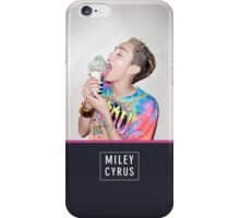 Miley - Ice Cream iPhone Case/Skin