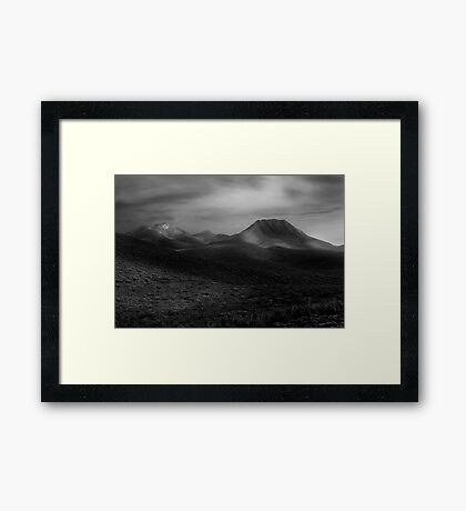 Stirling Ranges - Western Australia  Framed Print
