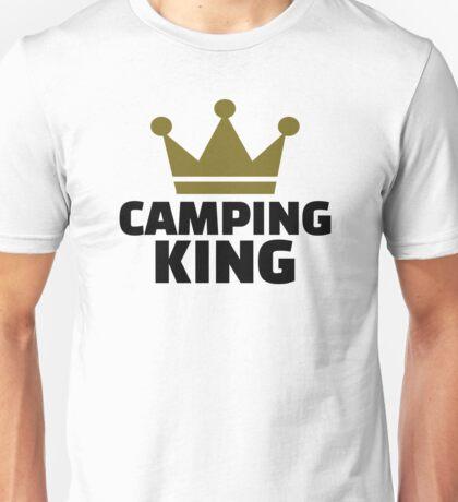 Camping king champion Unisex T-Shirt