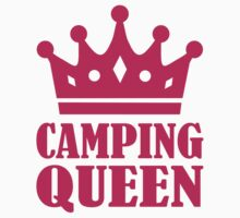 Camping Queen champion Kids Clothes