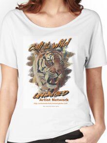 Call of the wild - design 1: Binjai Women's Relaxed Fit T-Shirt