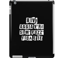 Gomorrah - Biv! iPad Case/Skin