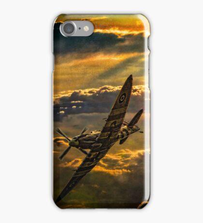 Spitfire Attack iPhone Case/Skin