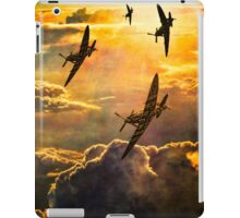 Spitfire Attack iPad Case/Skin
