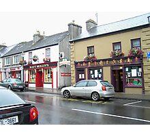 Matt Molloy's pub in Westport, Ireland Photographic Print