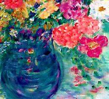 Romance Flowers Artist Designed Decor & Gifts by innocentorigina